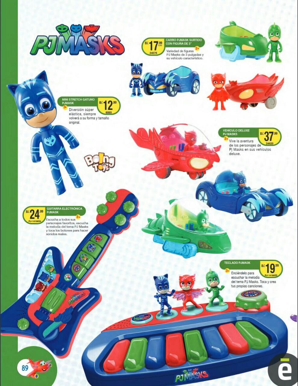 Catalogo juguetes Titan Toys 2019 p89