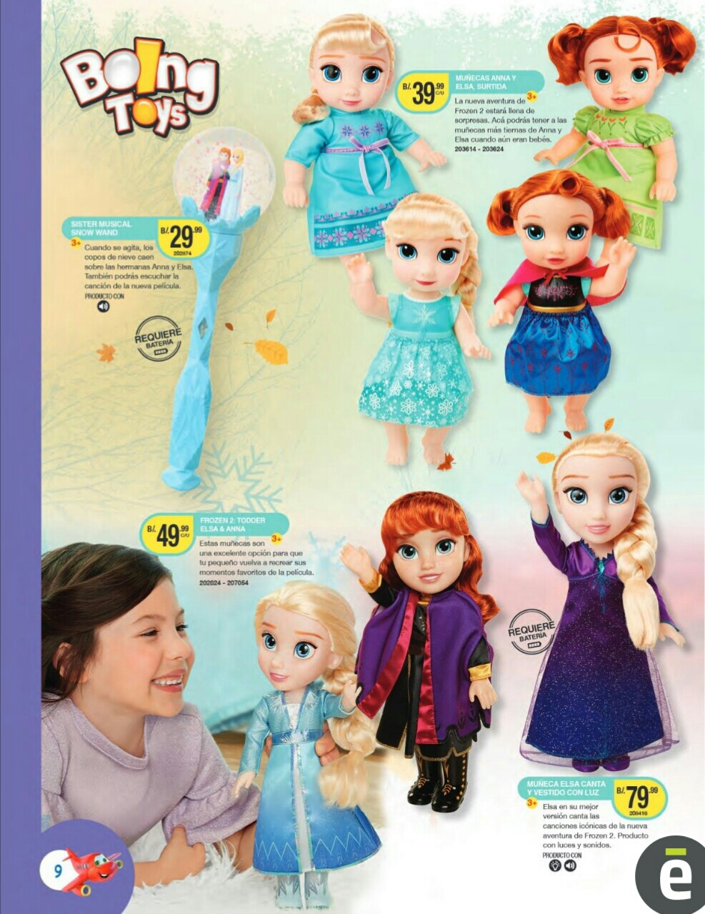 Catalogo juguetes Titan Toys 2019 p9