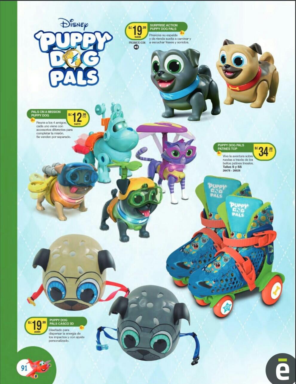 Catalogo juguetes Titan Toys 2019 p91
