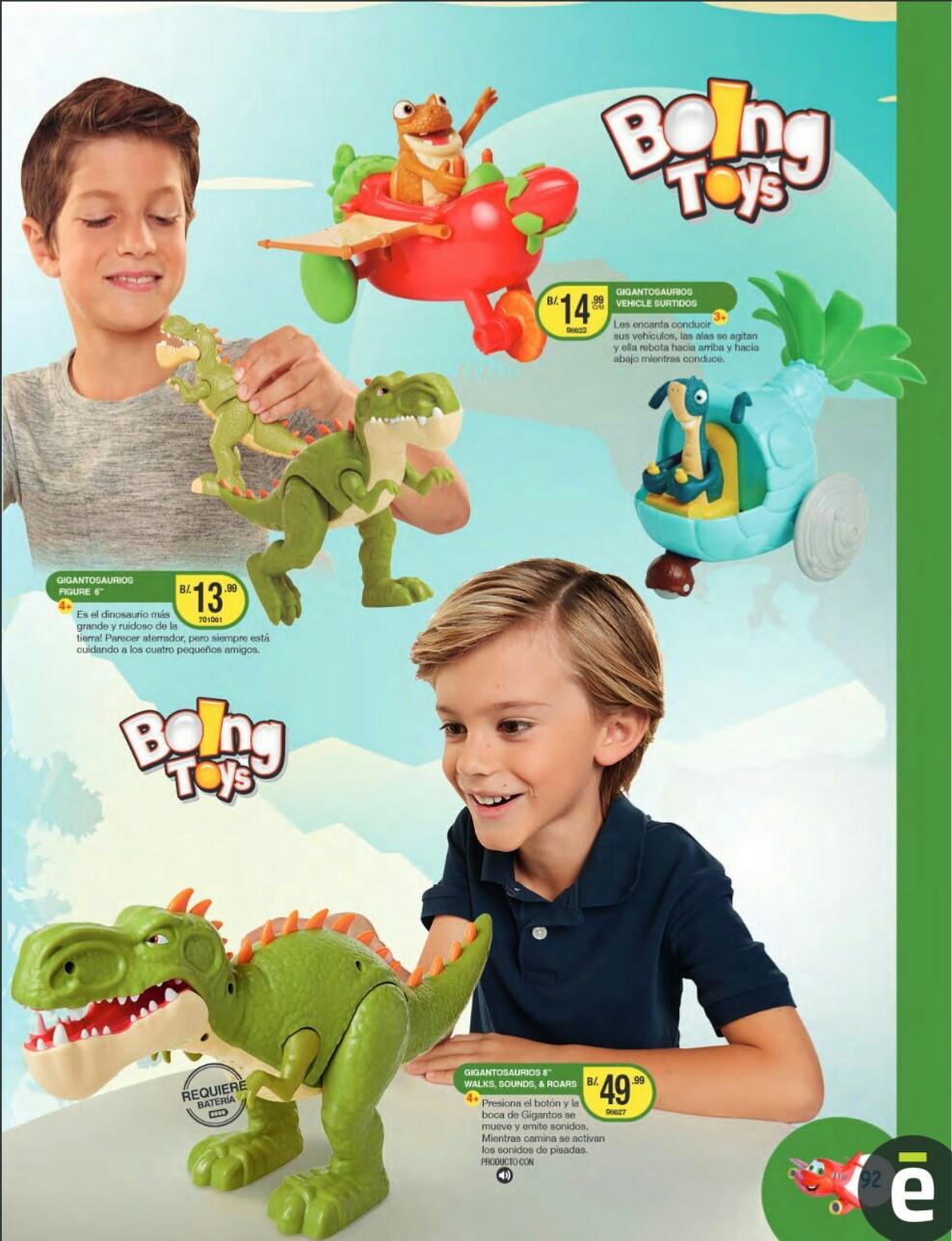Catalogo juguetes Titan Toys 2019 p92