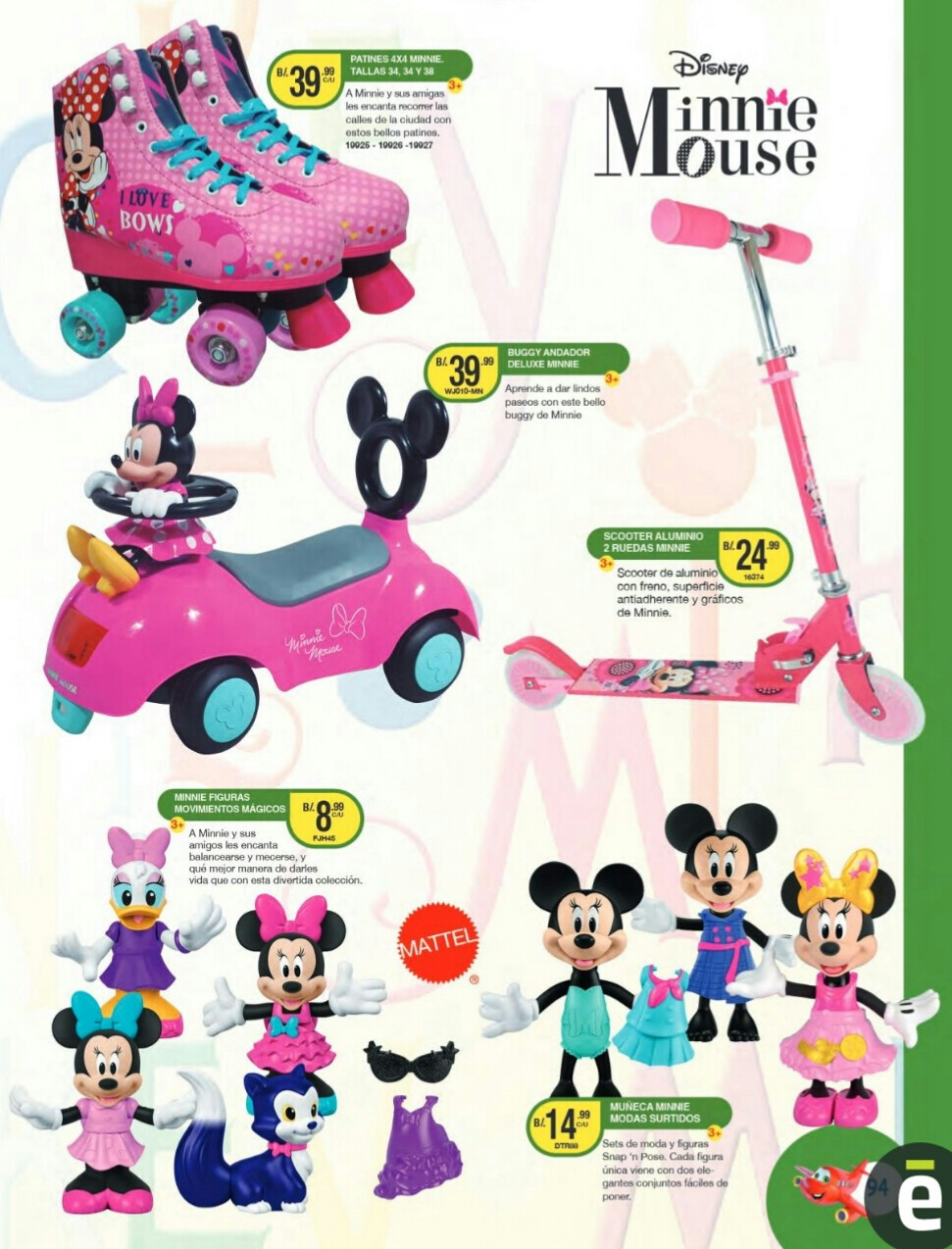 Catalogo juguetes Titan Toys 2019 p94