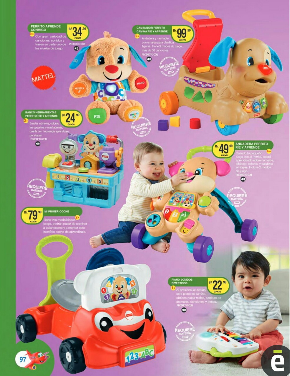 Catalogo juguetes Titan Toys 2019 p97