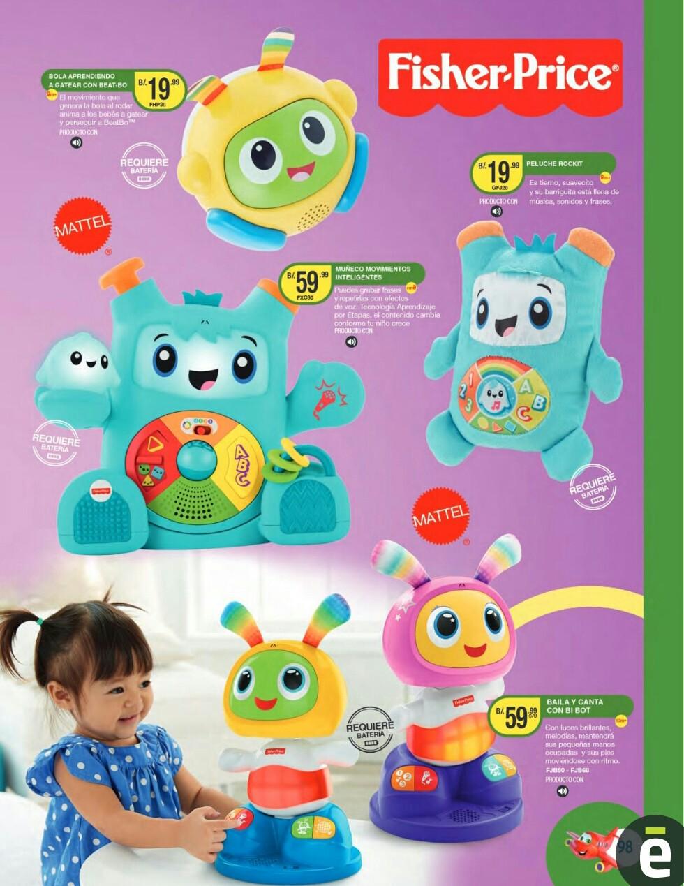 Catalogo juguetes Titan Toys 2019 p98