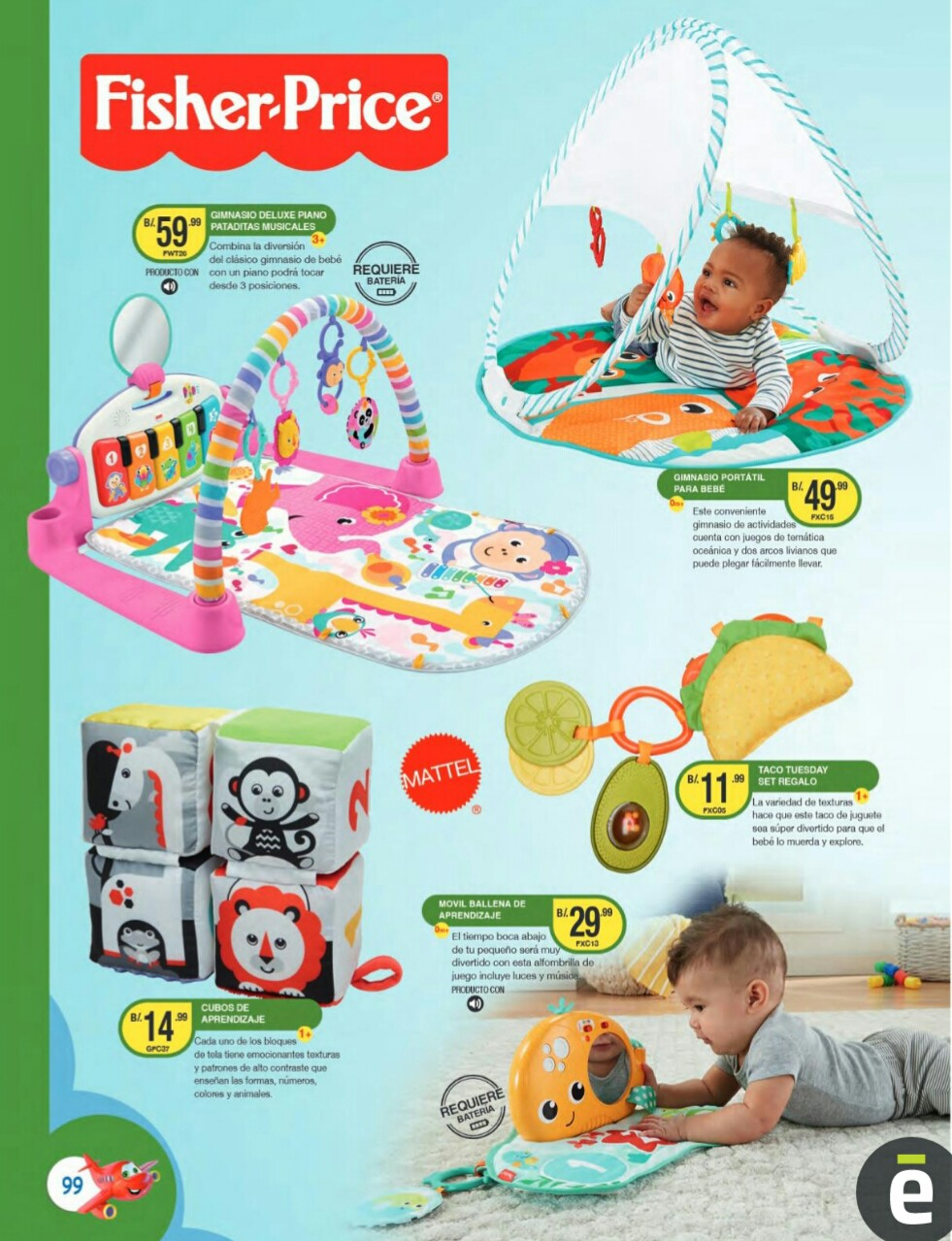 Catalogo juguetes Titan Toys 2019 p99