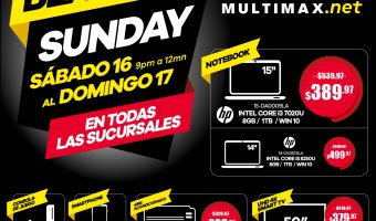Catalogo Multimax Black sunday 2019 p1