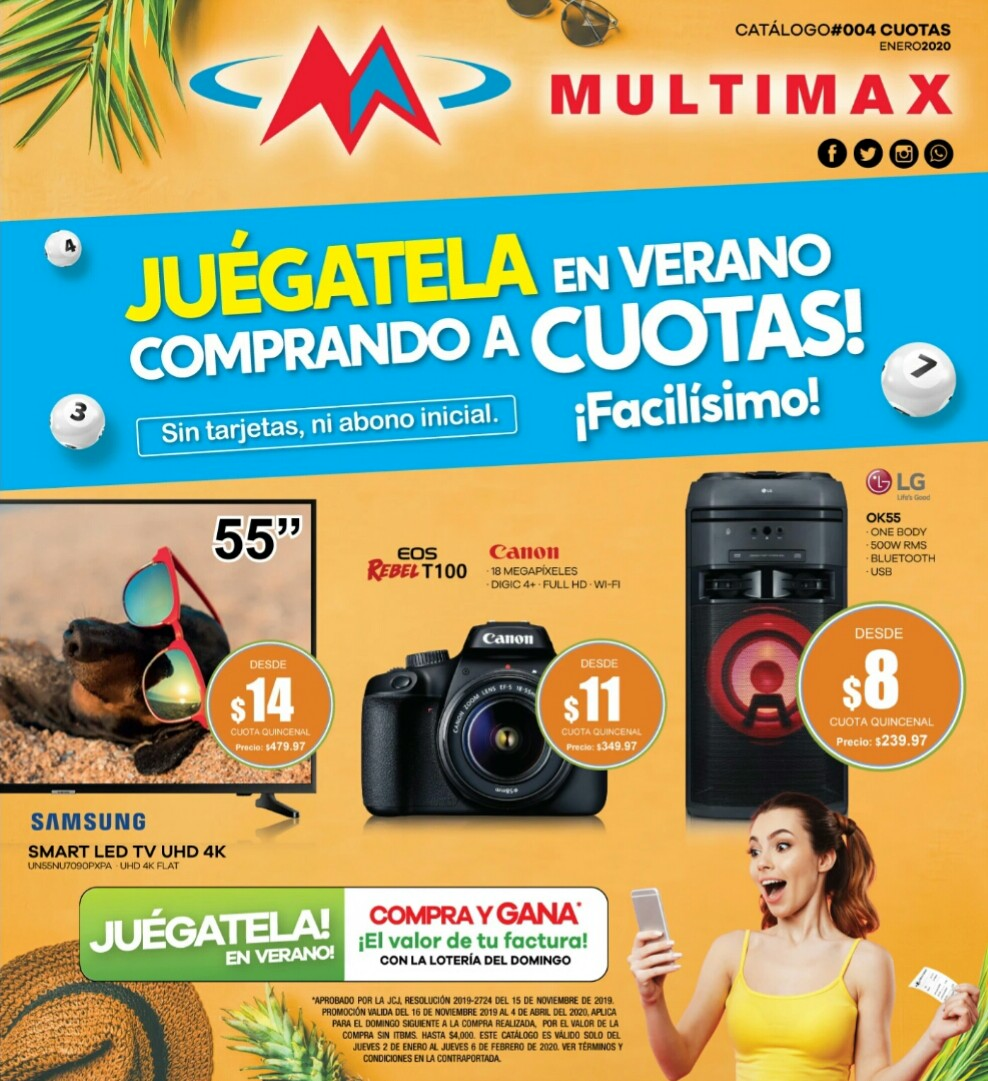 Catalogo Multimax Verano 2020 p1