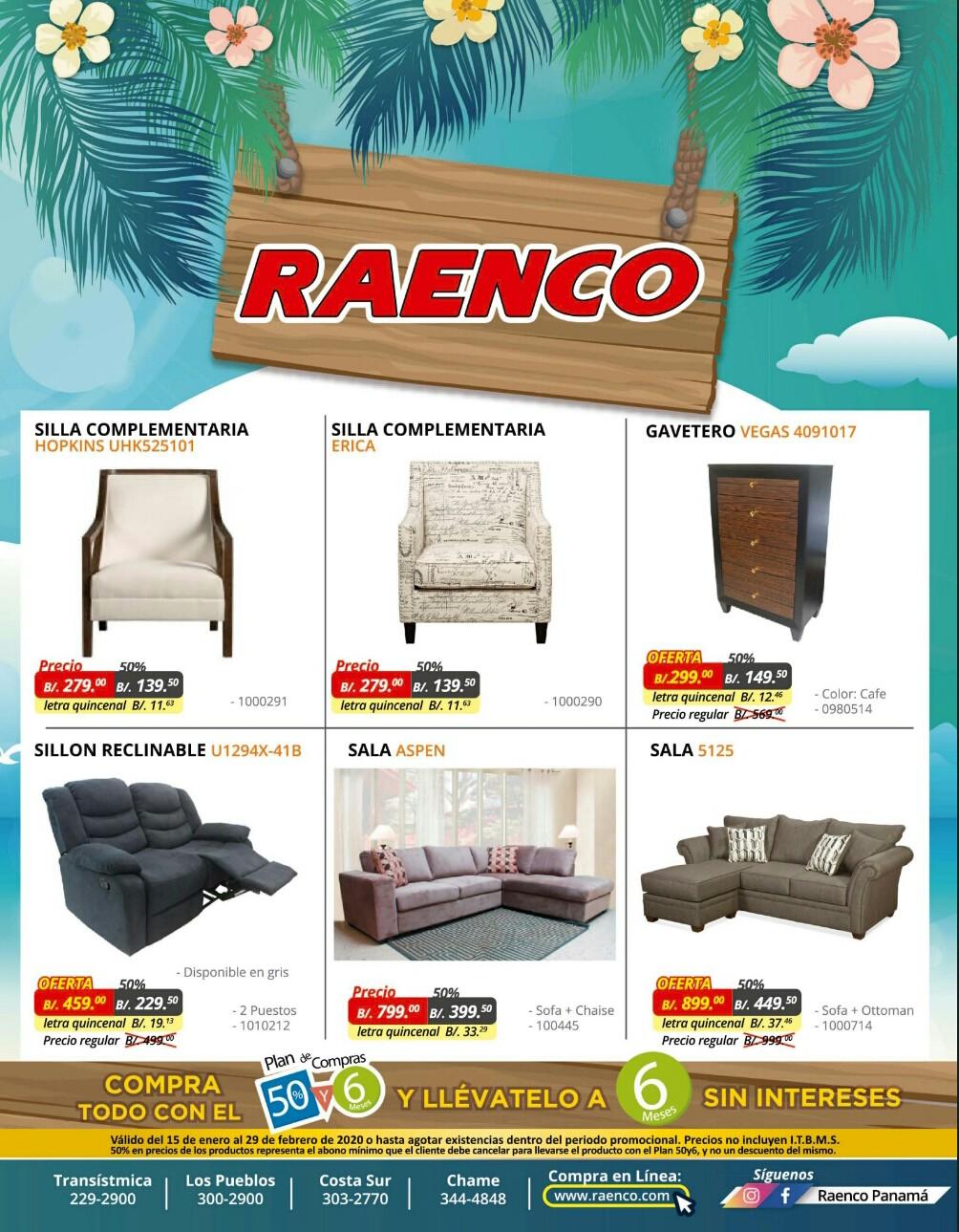 Catalogo Raenco Verano 2020 p14