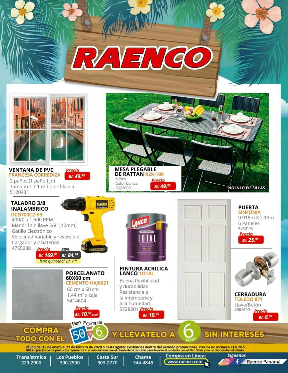 Catalogo Raenco Verano 2020 p17