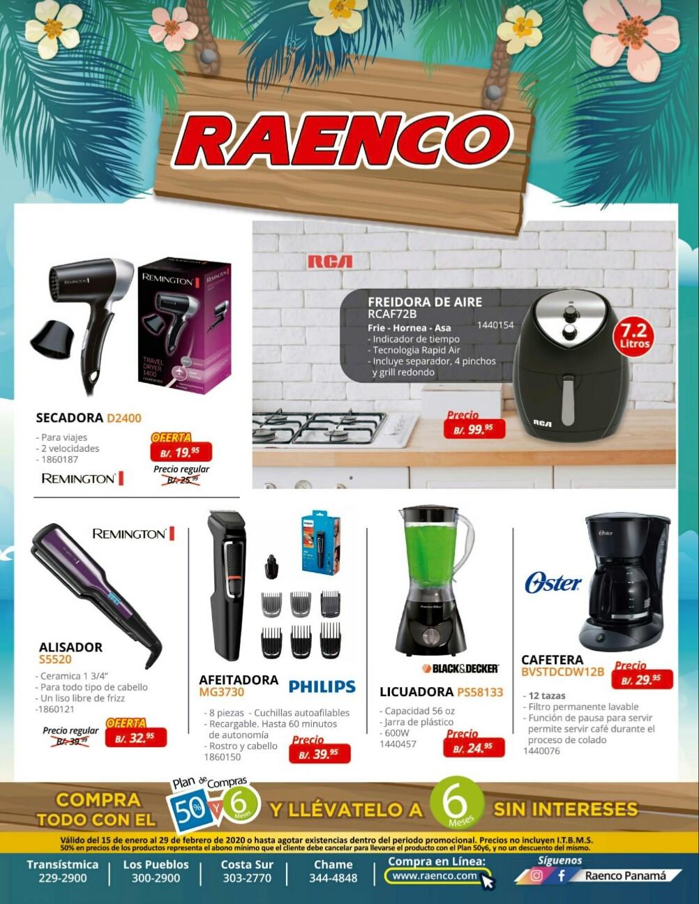 Catalogo Raenco Verano 2020 p7