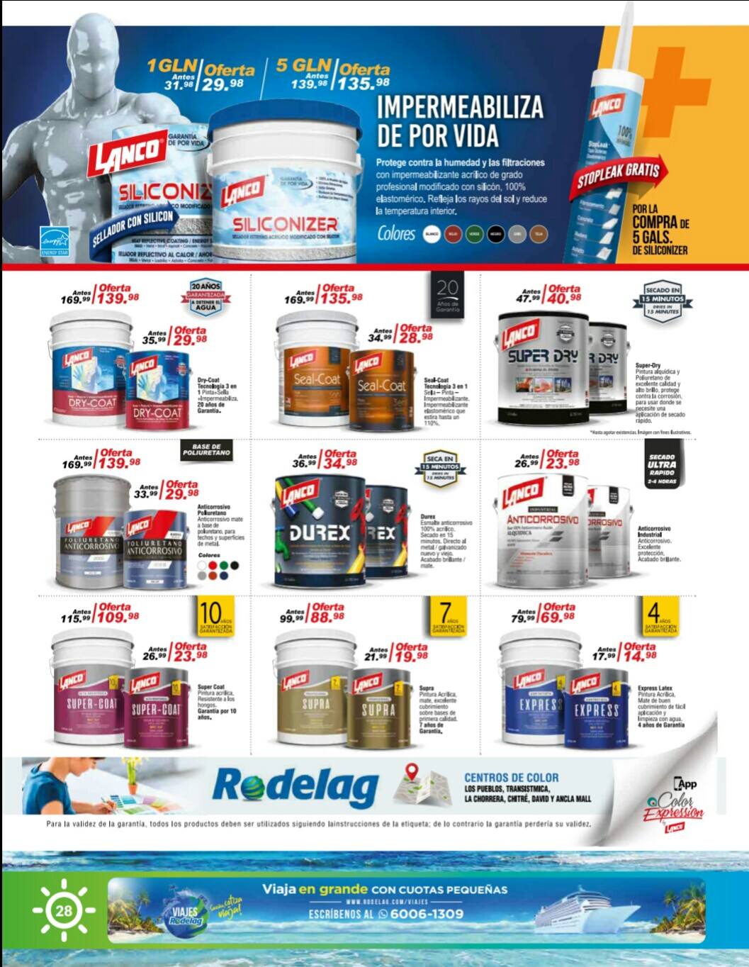 Catalogo Rodelag Verano 2020 p28