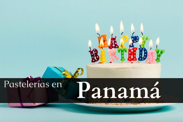Tortas cumpleaños Panama