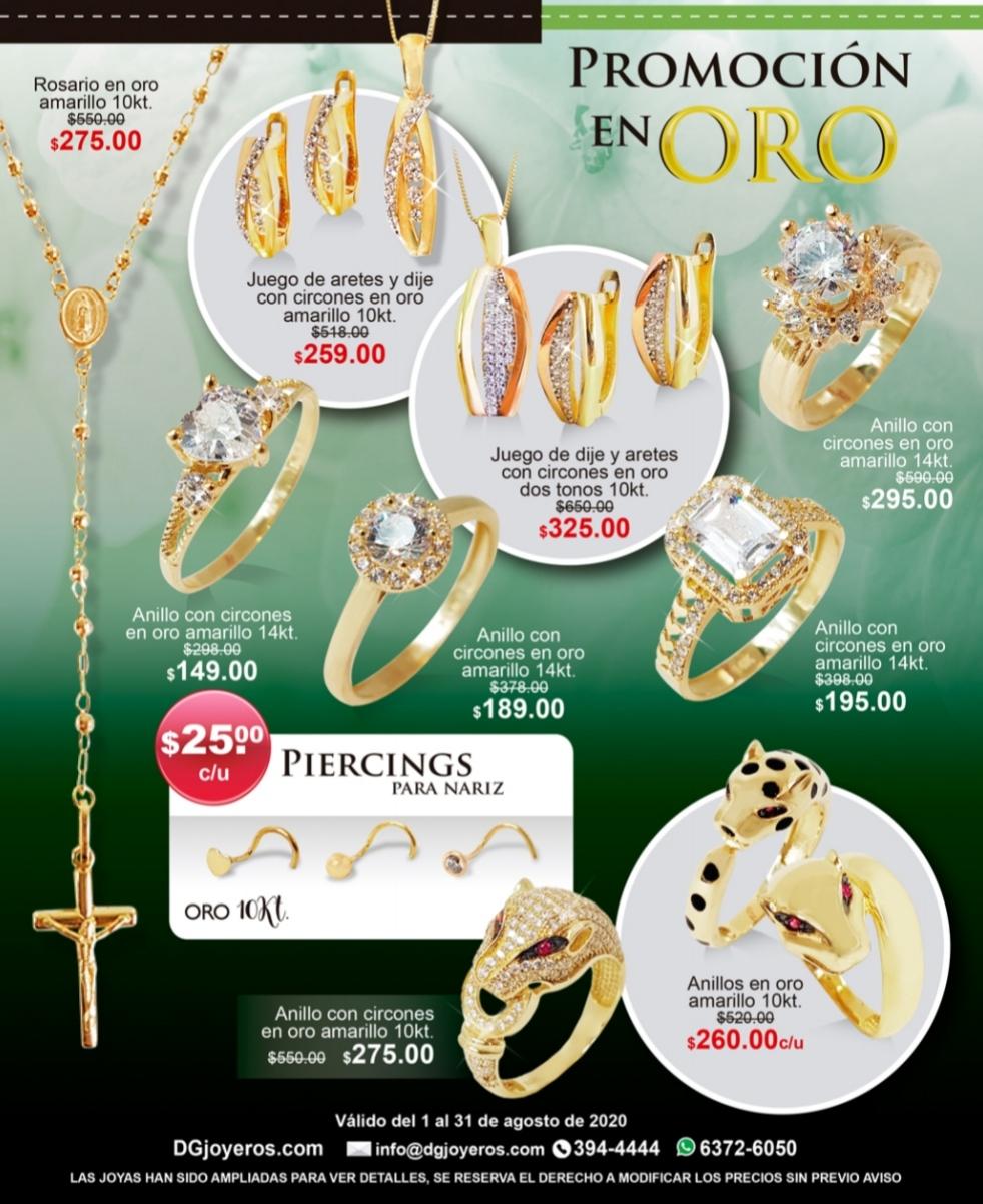Catalogo DG Joyeros agosto 2020 p8