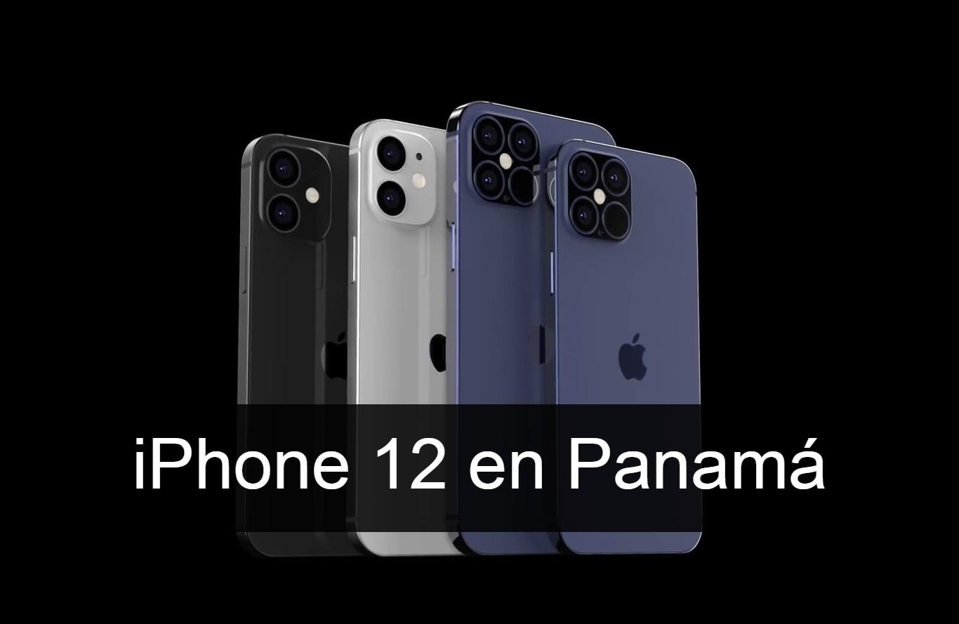 iPhone 12 panama